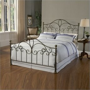 Hillsdale iron beds 39