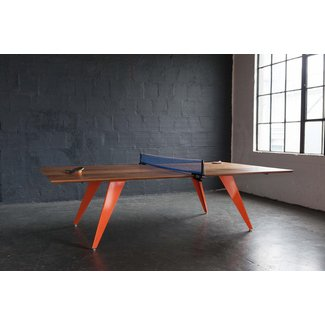 Designer Ping Pong Table Foter - Homemade conference table