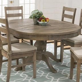 Oval Dining Table With Leaf Ideas On