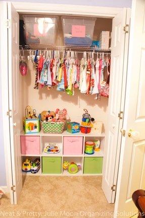 Kids Wardrobe Closet
