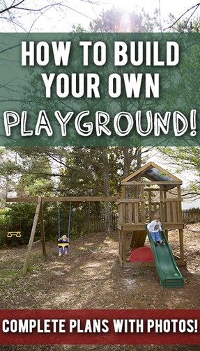 Kids wooden playsets 1