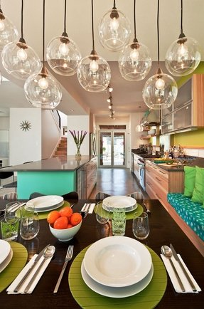 Kitchen Pendant Lighting Fixtures | Kitchen Pendants Lights Over Island Foter