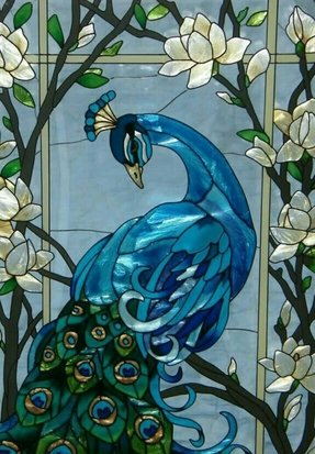Stained Glass Panel Foter