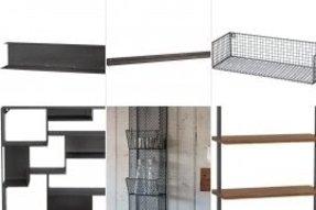 3 Long Wall Shelves