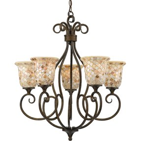 Mosaic light fixtures 12