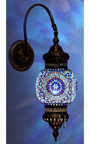 Mosaic light fixtures 8