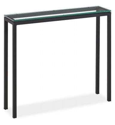 Narrow Depth Console Table