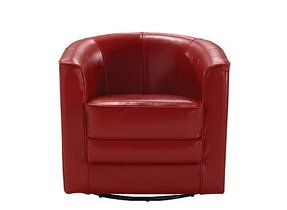 Superb Small Leather Swivel Chairs Ideas On Foter Ibusinesslaw Wood Chair Design Ideas Ibusinesslaworg