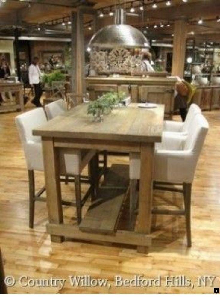 Rectangular bar height table & Rectangular Bar Height Table - Foter