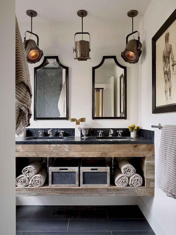 Rustic Modern Bathroom Vanities
