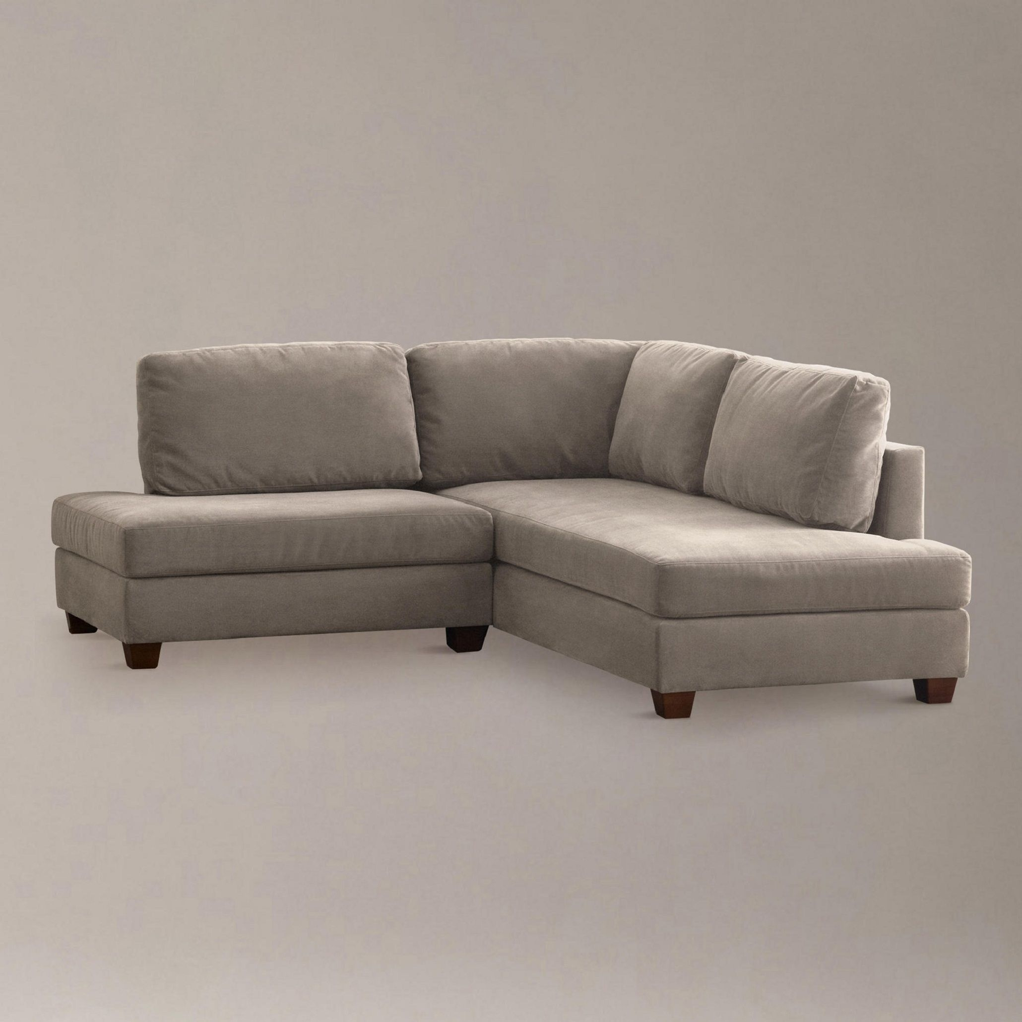 Sectional Couches For Small Spaces. Modern Sectional Sofa ...