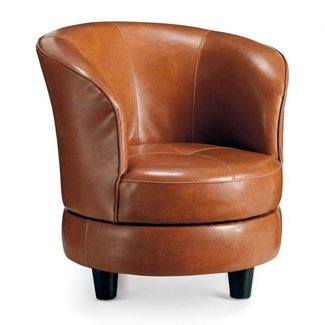 Small Leather Swivel Chairs - Ideas on Foter
