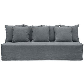 Sofa without arms