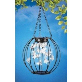 Solar Stars Hanging Globe Pendant Lantern Hang Multiple Lanterns Under
