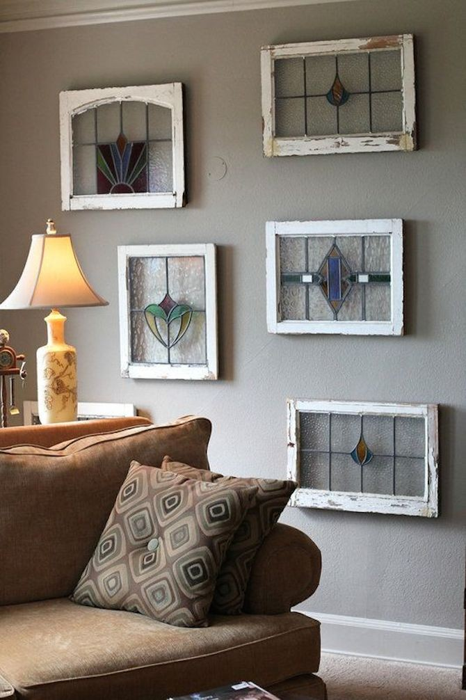 Superior Stained Glass Hanging Panels For Windows