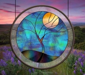Stained Glass Window Panels Ideas On Foter