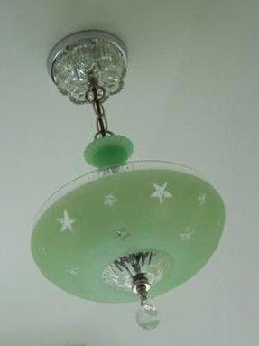 Star ceiling light fixture foter star ceiling light fixture 10 aloadofball Images