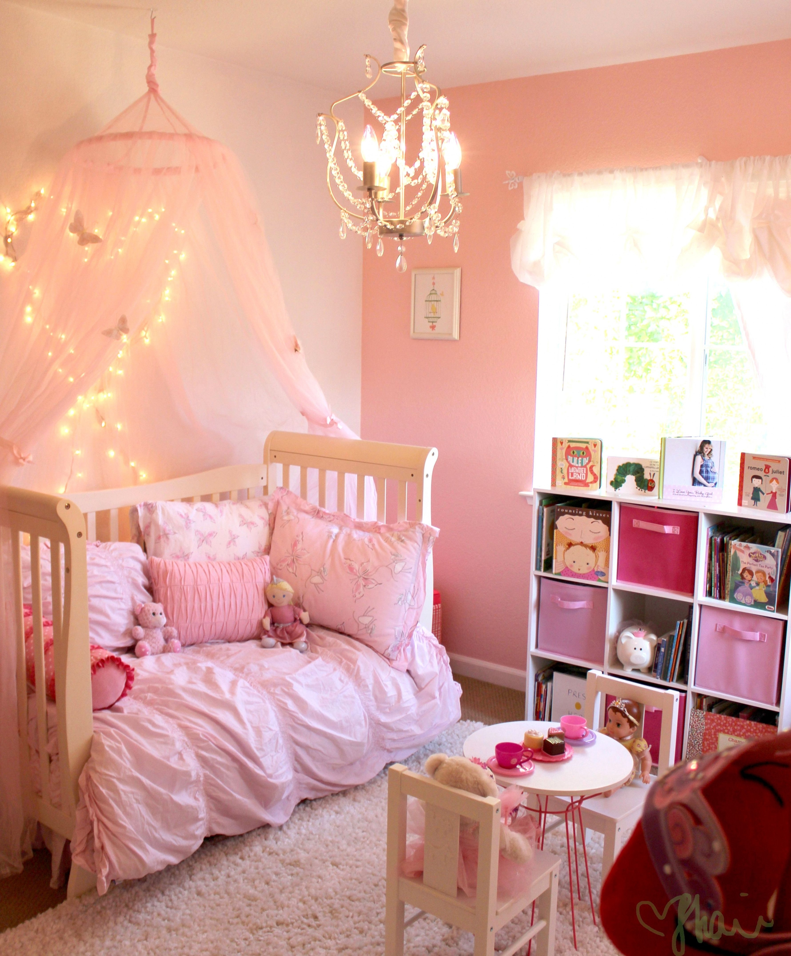 Toddler girl canopy beds & Daybed Bedding For Girls - Foter