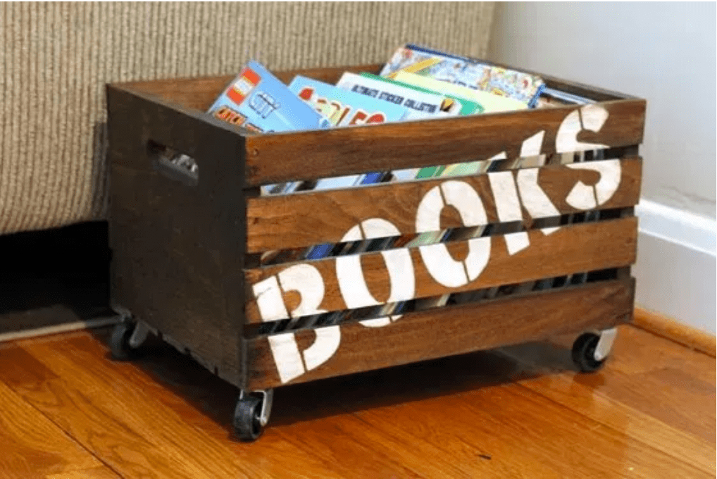 Toy Box For Living Room 1
