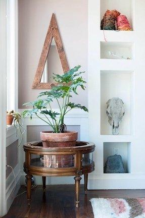 Triangular Corner Table - Foter