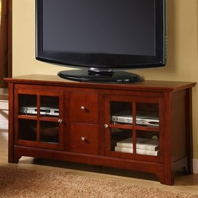 Tv stands cherry