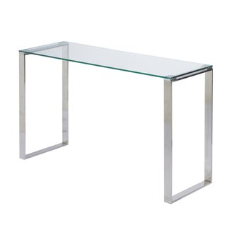 Very narrow console table