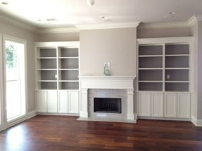 Wall shelving units for living room 2