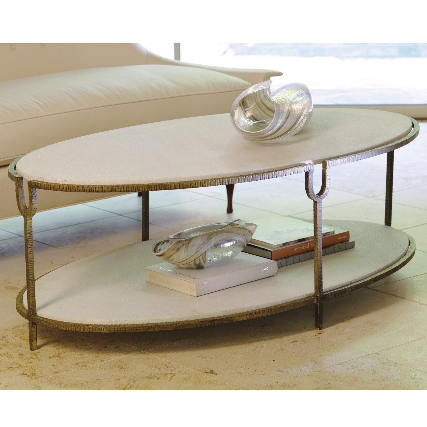 White Marble Top Coffee Table Foter