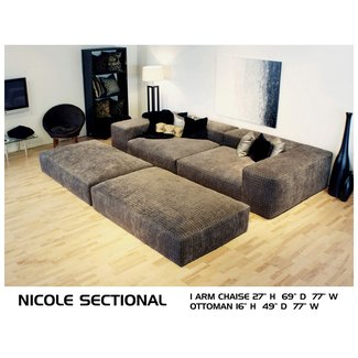 Wide Seat Sofa Ideas On Foter
