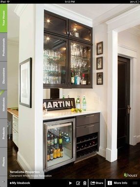 Well-known Home Bar Furniture With Fridge - Foter ND25