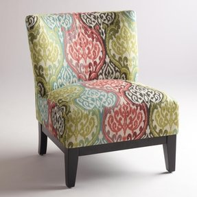 Top Accent Slipper Chairs - Foter SK21