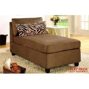 Chaise lounge microfiber 3