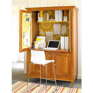 Computer Armoire With Pocket Doors Ideas On Foter