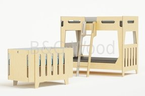 Convertible toddler bed to twin bed 3