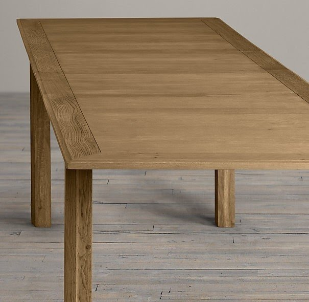 Beau Dining Room Table With Pull Out Leaves