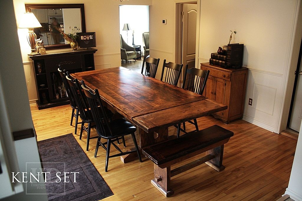 Dining Room Tables With Extension Leaves