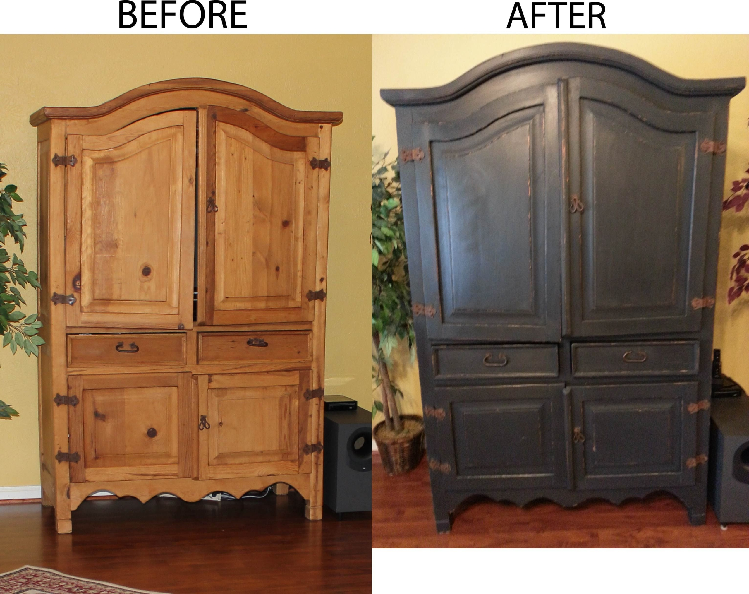 High Quality Distressed Bedroom Furniture
