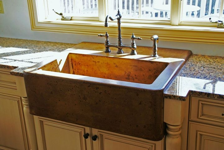 Drop In Farmhouse Kitchen Sink 1