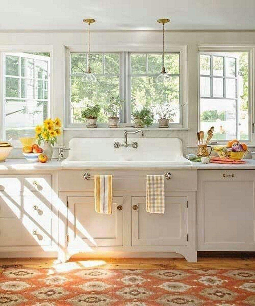 Attractive Drop In Farmhouse Kitchen Sink 2
