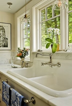 Drop In Farmhouse Kitchen Sink Foter