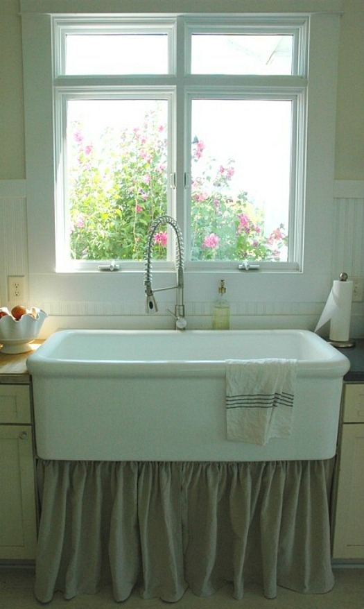 Drop In Farmhouse Kitchen Sink Foter