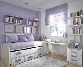 Girls daybed sets 4