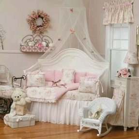 Girls daybed sets 5