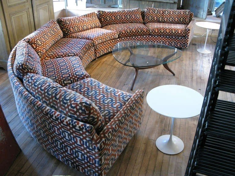 Half Circle Couches