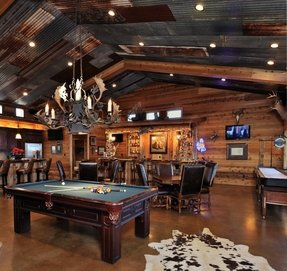 Oak Home Bar Furniture Ideas On Foter