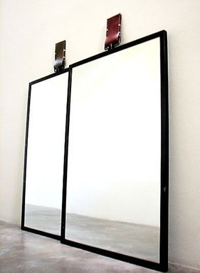 Large rectangular wall mirrors 1