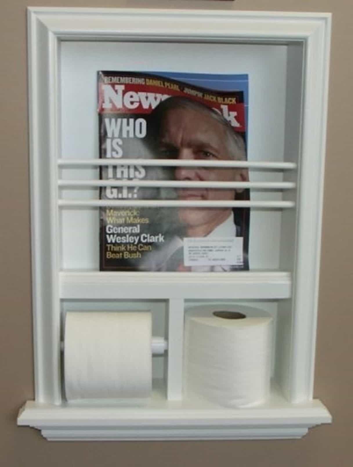 Magazine Rack For Home 3