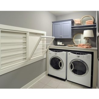 Mccumber lane lewis center traditional laundry room other metro