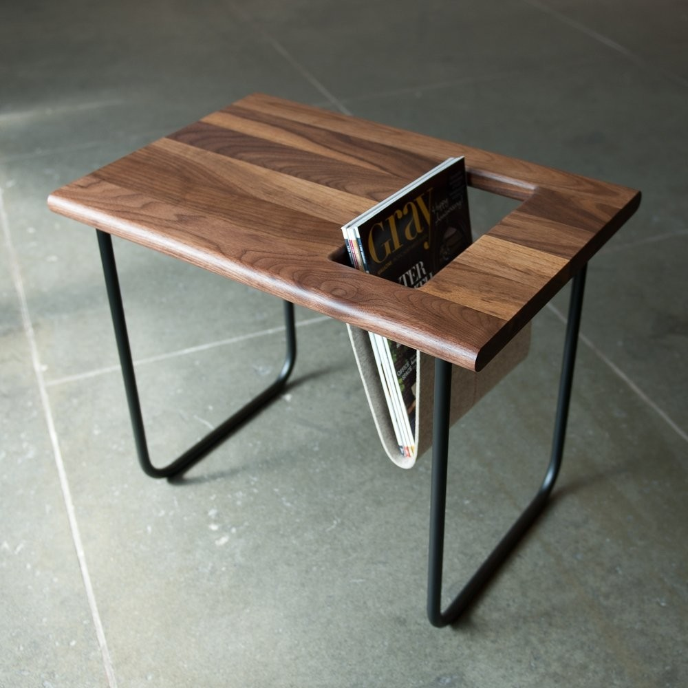 Ordinaire Metal Frame Coffee Table With Wood Top