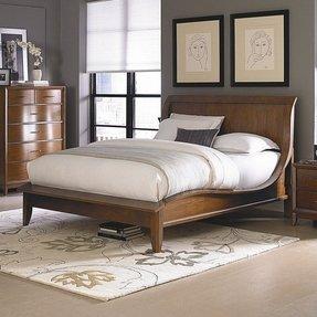 Modern Sleigh Bedroom Sets - Ideas on Foter